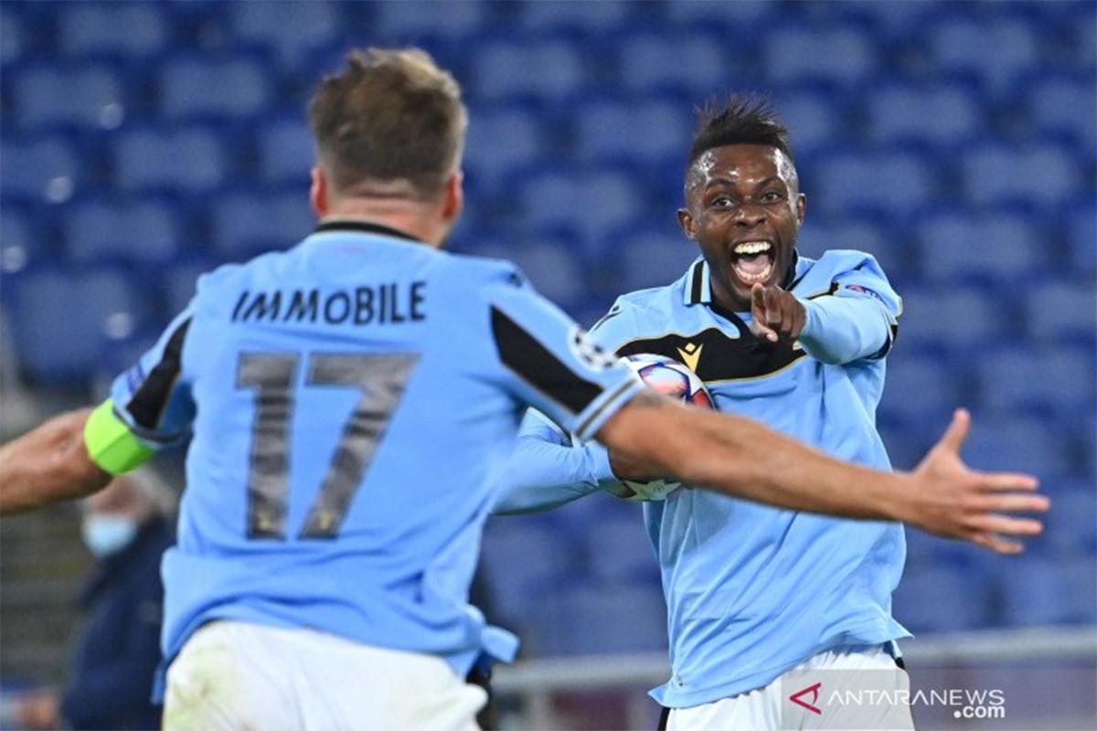 Lazio Bikin Kejutan Setelah 13 Tahun Absen di Liga Champions - JPNN.com