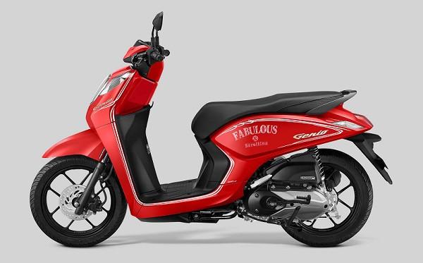 Honda Genio Hadir dengan Warna Baru - JPNN.com