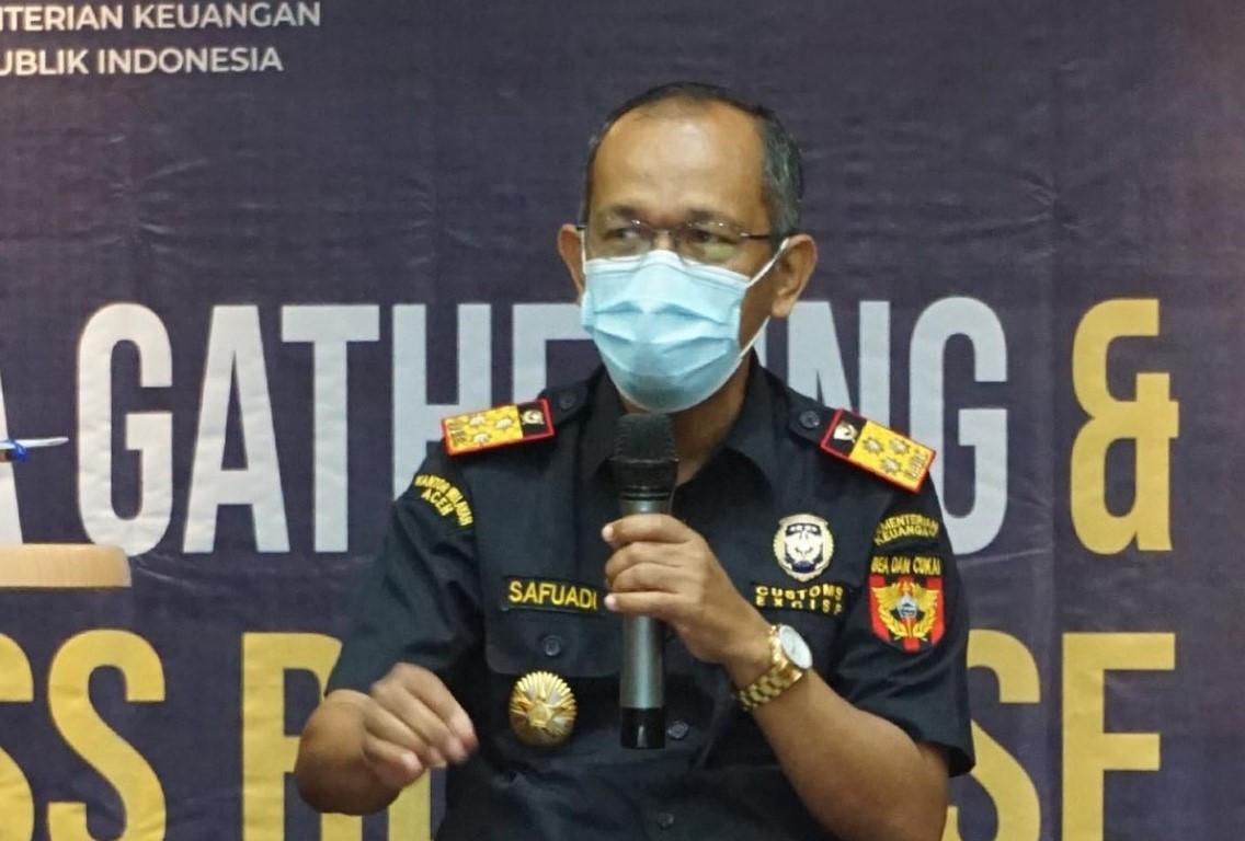 Bea Cukai Aceh Catatkan Kinerja Positif, Penerimaannya 169,26 Persen - JPNN.com