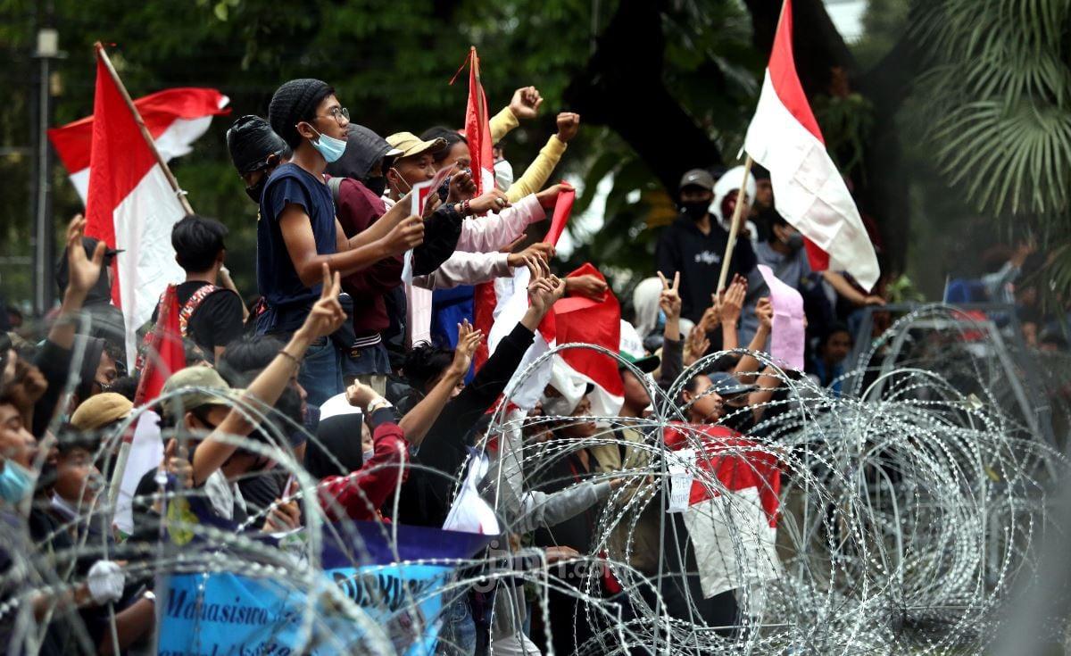 BEM Seluruh Indonesia Demo Hari Ini, Sebegini Jumlah Massanya - JPNN.com