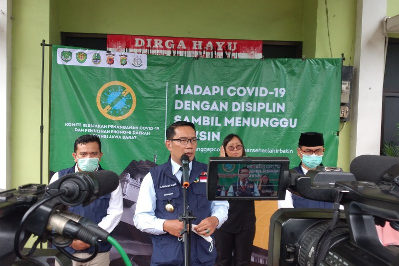 Ridwan Kamil Perpanjang PSBB Proporsional Bodebek Selama Satu Bulan - JPNN.com