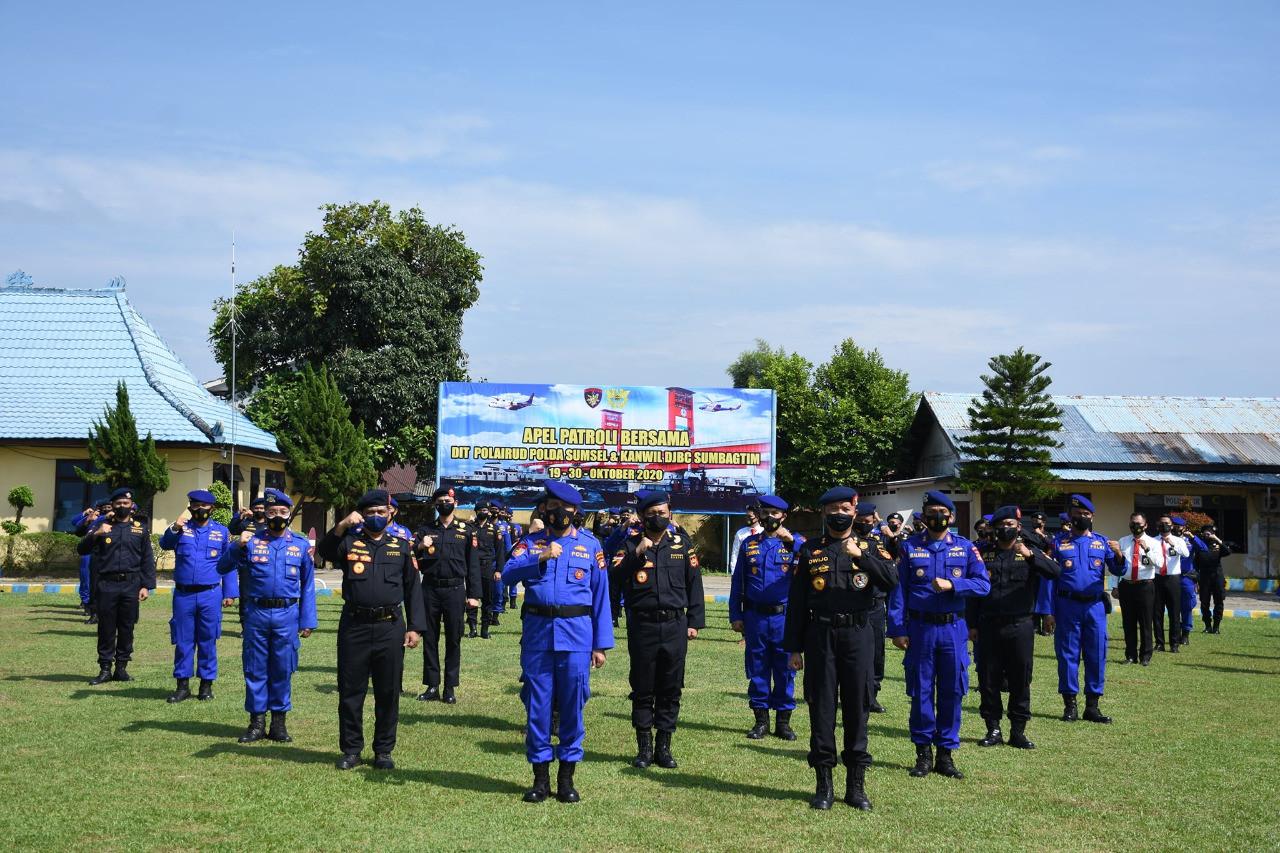 Bea Cukai dan Polairud Sumsel Perkuat Patroli di Perairan Pesisir Timur Sumatera - JPNN.com