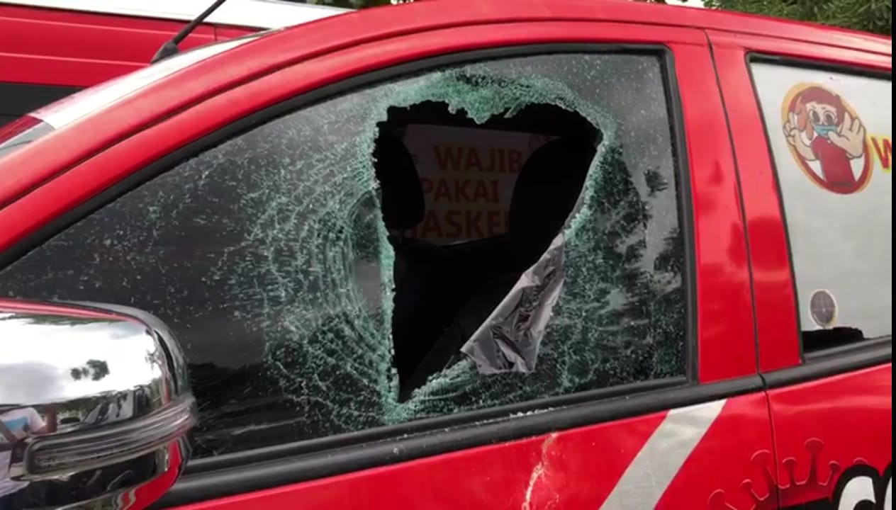 Mobil Satgas Covid-19 Diserang saat Razia Protokol Kesehatan, Petugas Terluka, Edy Rahmayadi Marah - JPNN.com