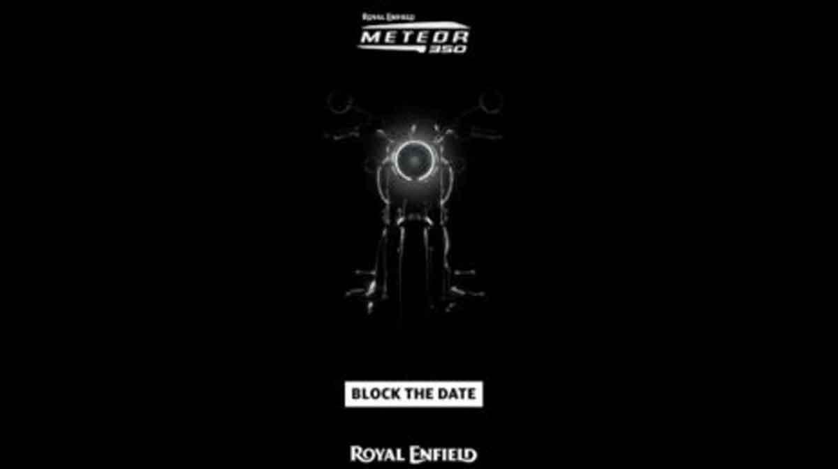 Royal Enfield Meteor 350 Siap Bersaing dengan Jawa Perak - JPNN.com