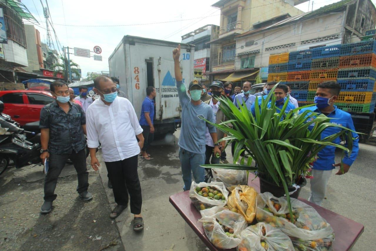 Pedagang: Pak Akhyar, Kenapa Iuran BPJS Naik Terus? - JPNN.com