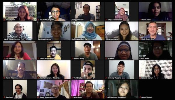 Top! 15 Peserta Rampungkan The Journalist Fellowship Program - Batch 1 - JPNN.com
