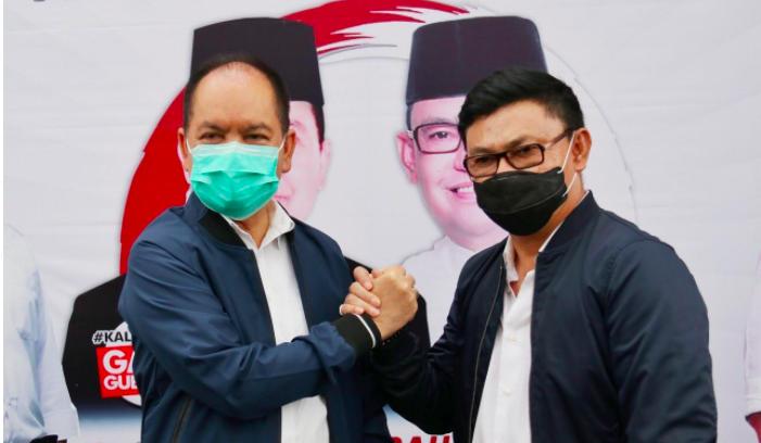 Ben-Ujang, Pasangan Duet Paling Dashyat di Pilgub Kalteng 2020 - JPNN.com