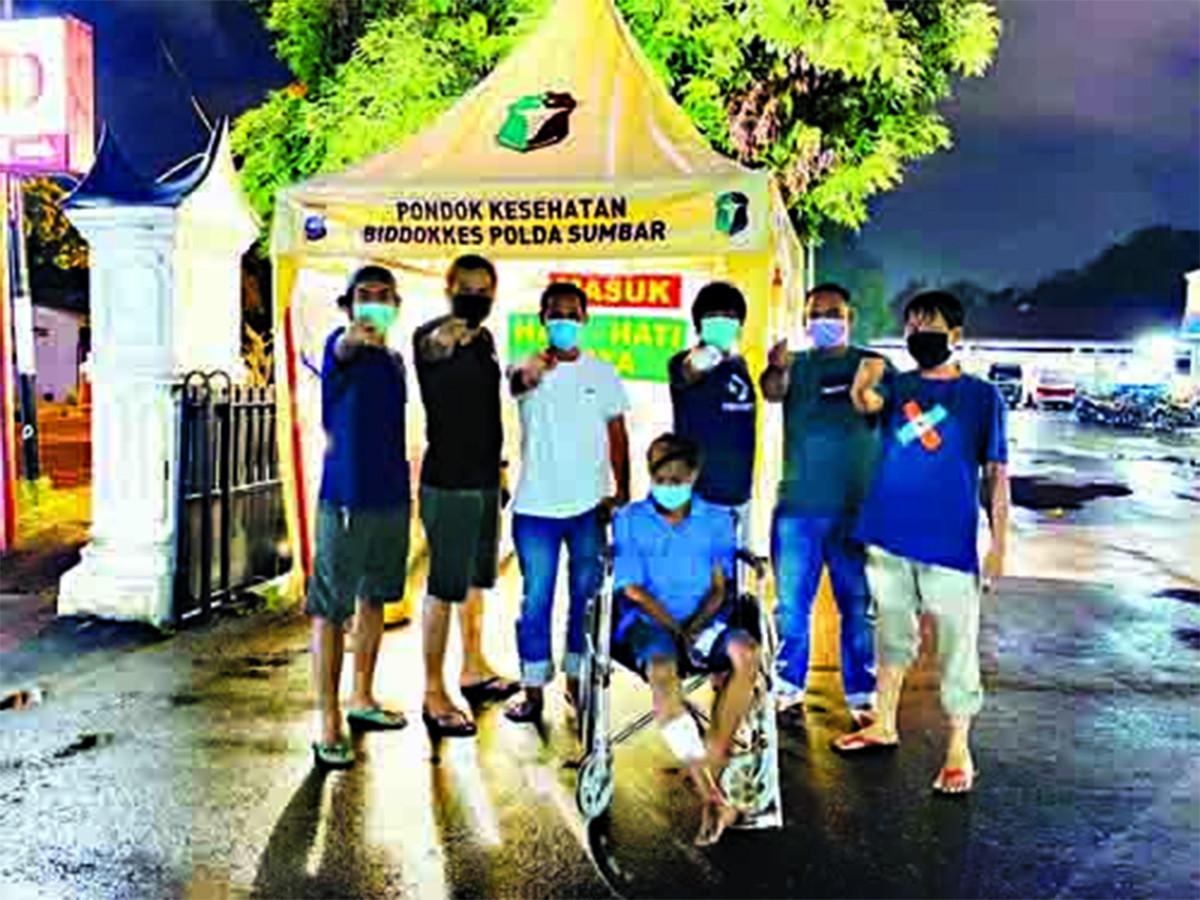 Sanggra Beraksi saat 2 Korbannya Lagi Mandi, 5 Hari Kemudian Ditembak Polisi - JPNN.com