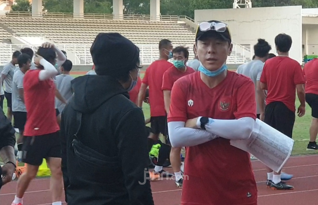 Pujian Shin Tae Yong Usai Timnas Indonesia U-19 TC di Kroasia - JPNN.com