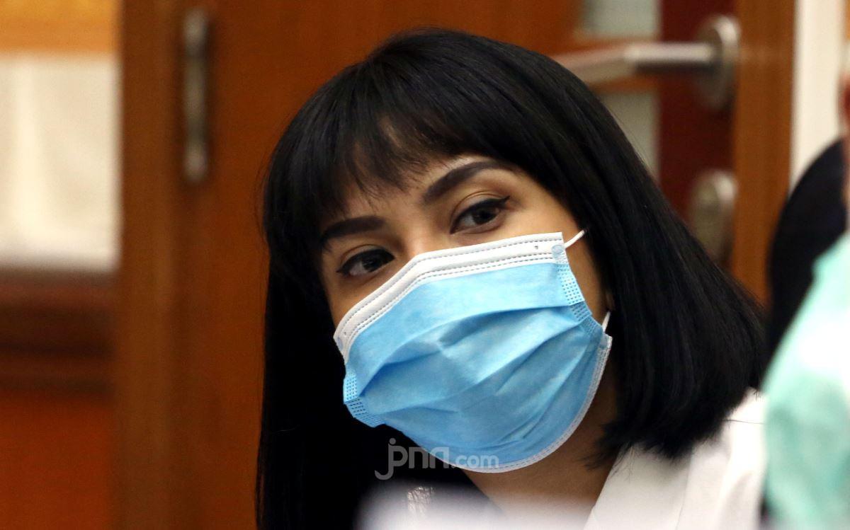 Ingin Menyusui Anaknya, Vanessa Angel Minta Tidak Dipenjara - JPNN.com
