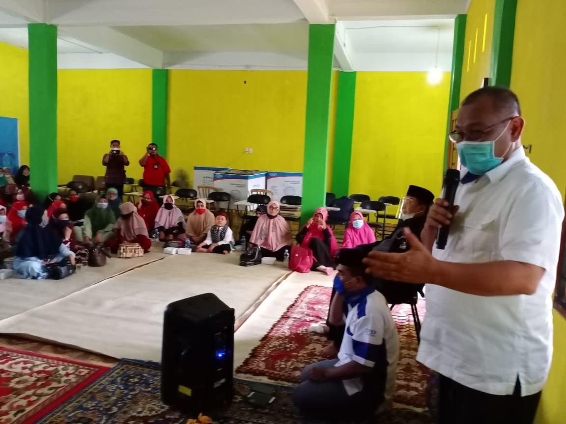 Akhyar Nasution Minta Dukungan Ibu-Ibu Pengajian - JPNN.com