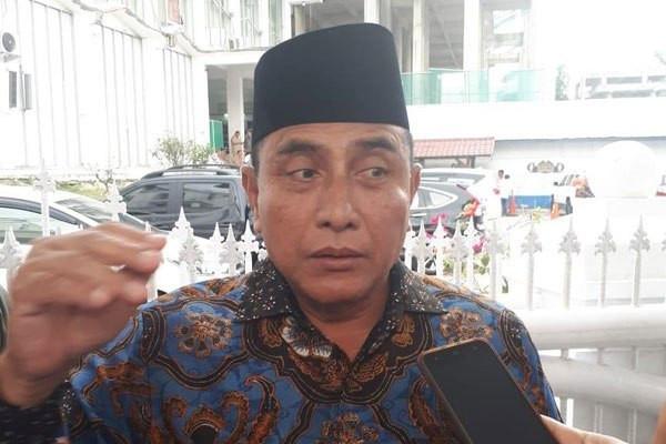 Beredar Surat Atas Nama Gubsu Minta Uang ke Perusahaan, Edy Rahmayadi Bilang Begini - JPNN.com