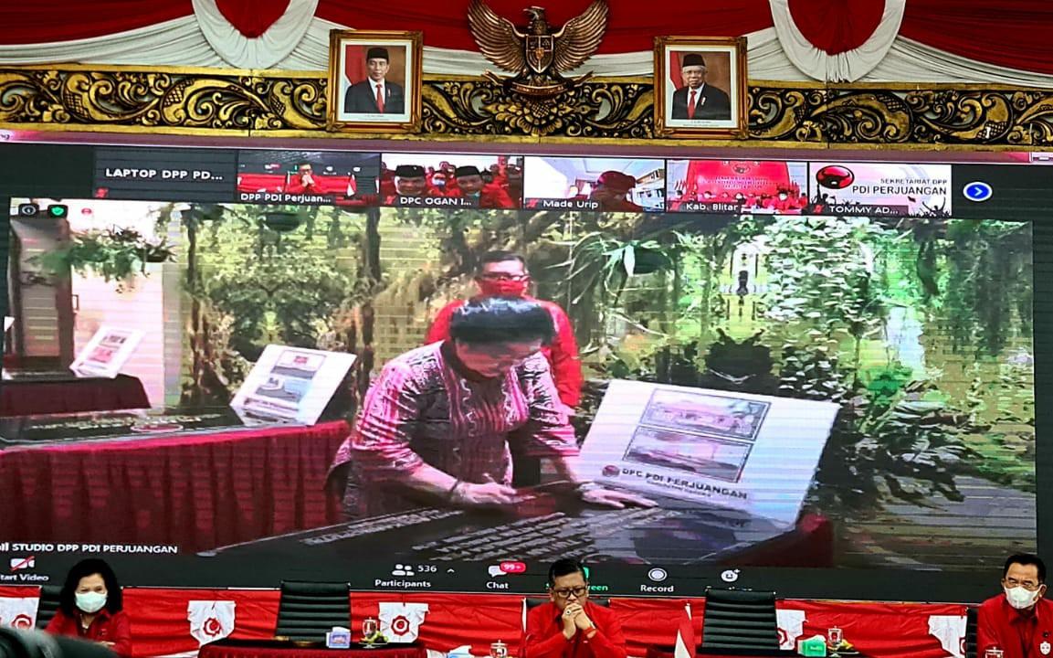Megawati Bercerita soal Partai Nasionalis Indonesia - JPNN.com