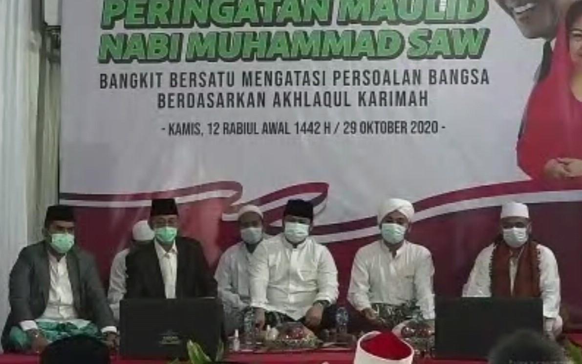Peringati Maulid Nabi, Baitul Muslimin PDIP Doakan Rakyat Bersatu Hadapi Covid-19 - JPNN.com