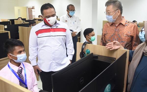 Mengejutkan! Inilah Temuan Benny Rhamdani Saat Sidak Pelaksanaan Tes Calon PMI - JPNN.com