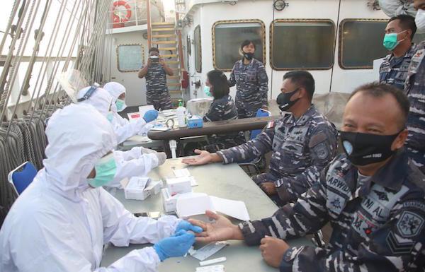 KRI Bima Suci Siap Lanjutkan Pelayaran Etape ke-5 - JPNN.com