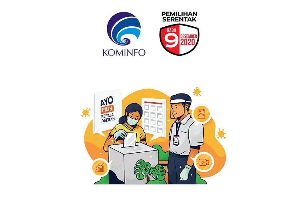 Penerapan Rekapitulasi Elektronik Pilkada 2020, Kominfo Terima Data Koordinat TPS dari KPU - JPNN.com