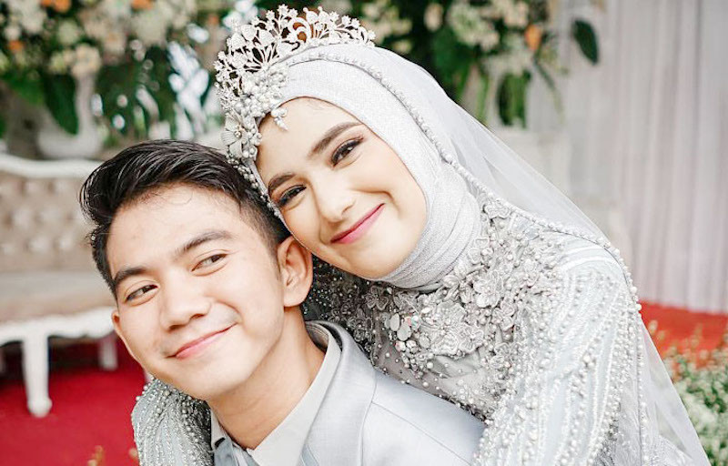 Dituding Hamil Duluan, Istri Rizki DA Berkomentar Begini - JPNN.com