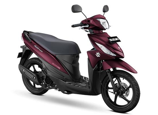 Suzuki Address FI Punya Warna Baru, Sebegini Harganya - JPNN.com