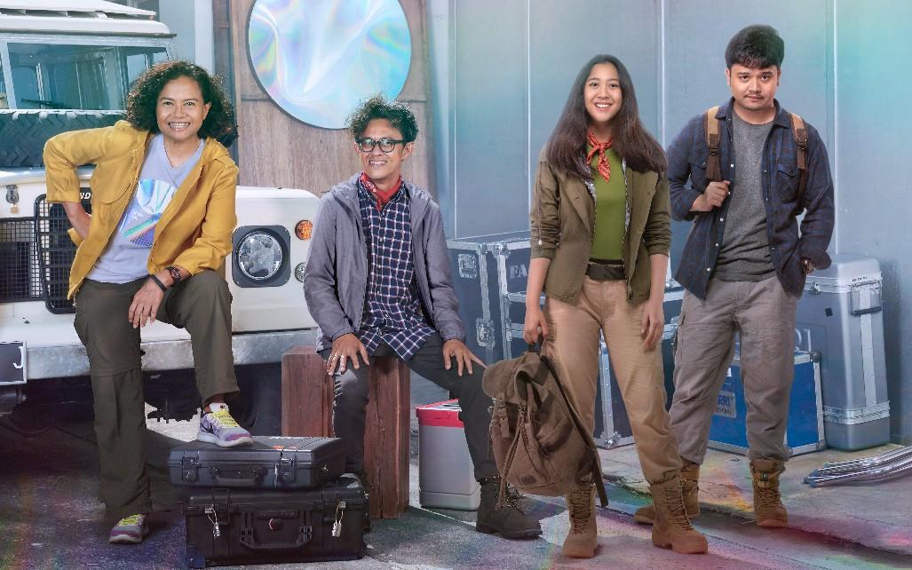 Film Petualangan Sherina 2 Resmi Diproduksi - JPNN.com