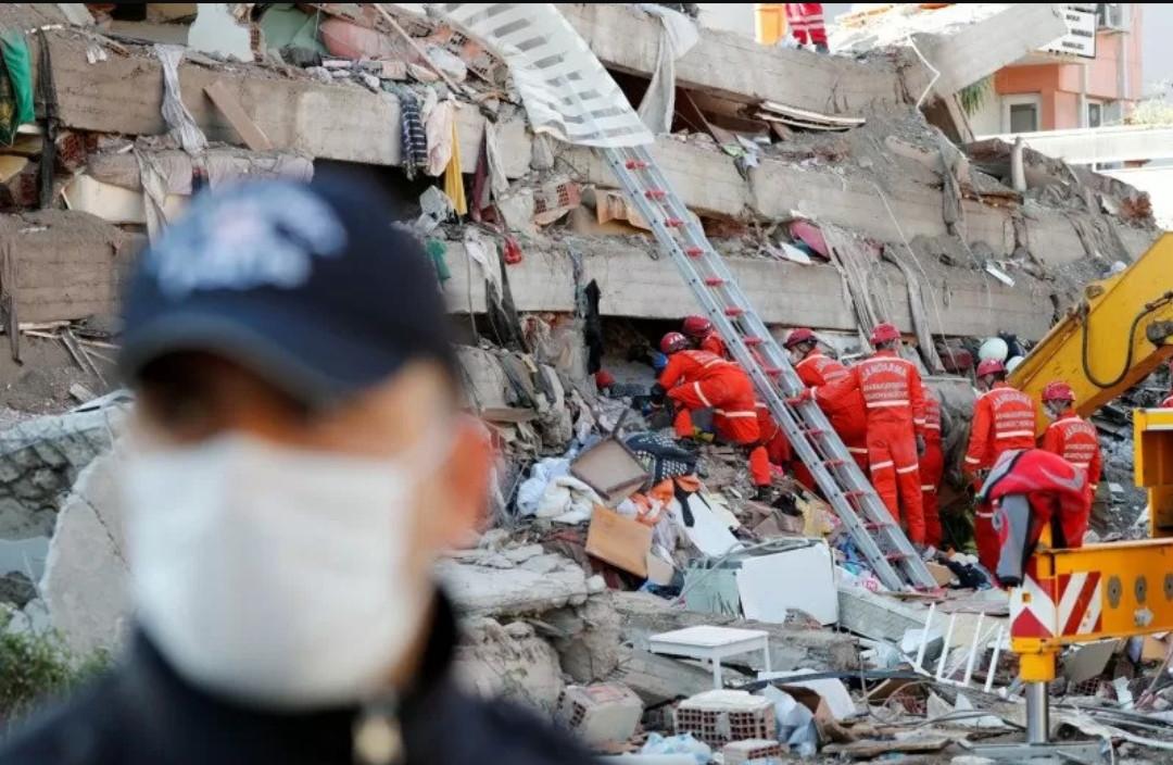 Kabar Baru Gempa Turki: Seorang Kakek Berhasil Diselamatkan Usai Terkubur 33 Jam - JPNN.com