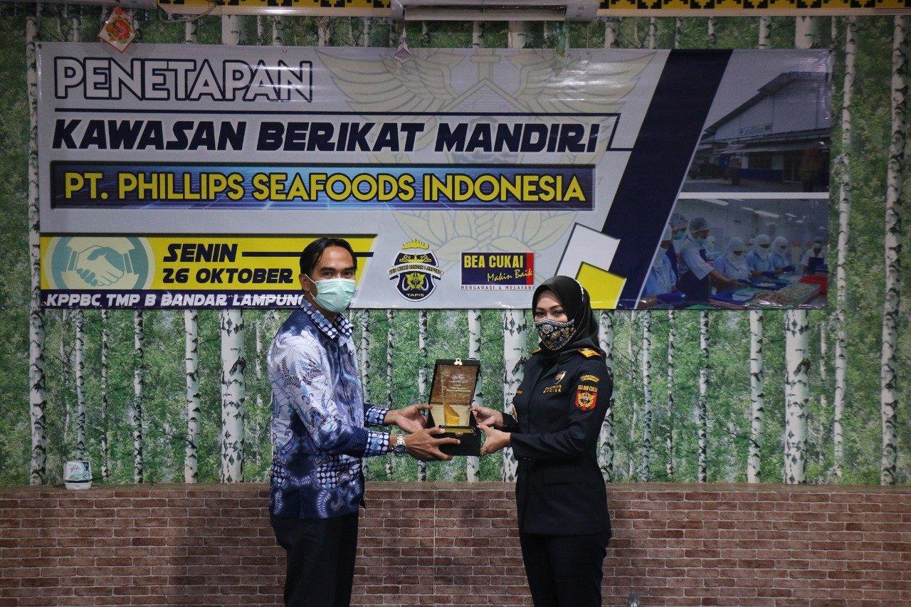 Bea Cukai Keluarkan Izin Kawasan Berikat Mandiri Pertama di Lampung - JPNN.com