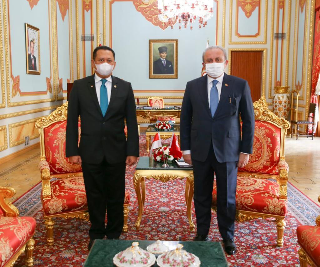 Bamsoet Dukung Sikap Presiden Erdogan dan Kecaman Keras Jokowi ke Emmanuel Macron - JPNN.com