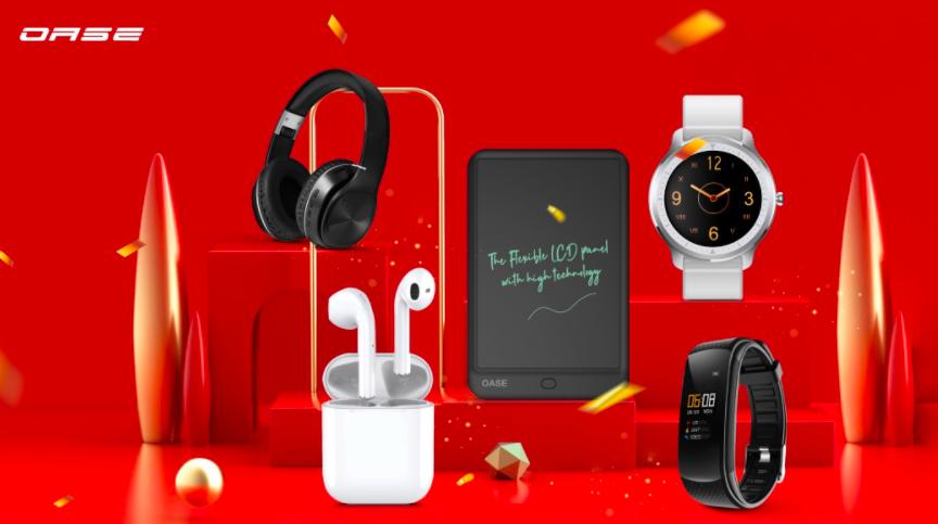Gadget dan Aksesoris Elektronik dari Oase Diskon Hingga 80 persen di Mega Sale 11.11 - JPNN.com