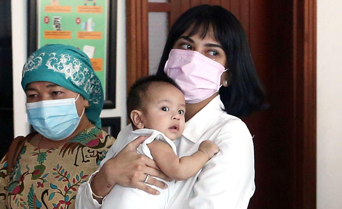 Mendekam di Rutan Pondok Bambu, Vanessa Angel Sampaikan Salam Perpisahan untuk Putranya - JPNN.com