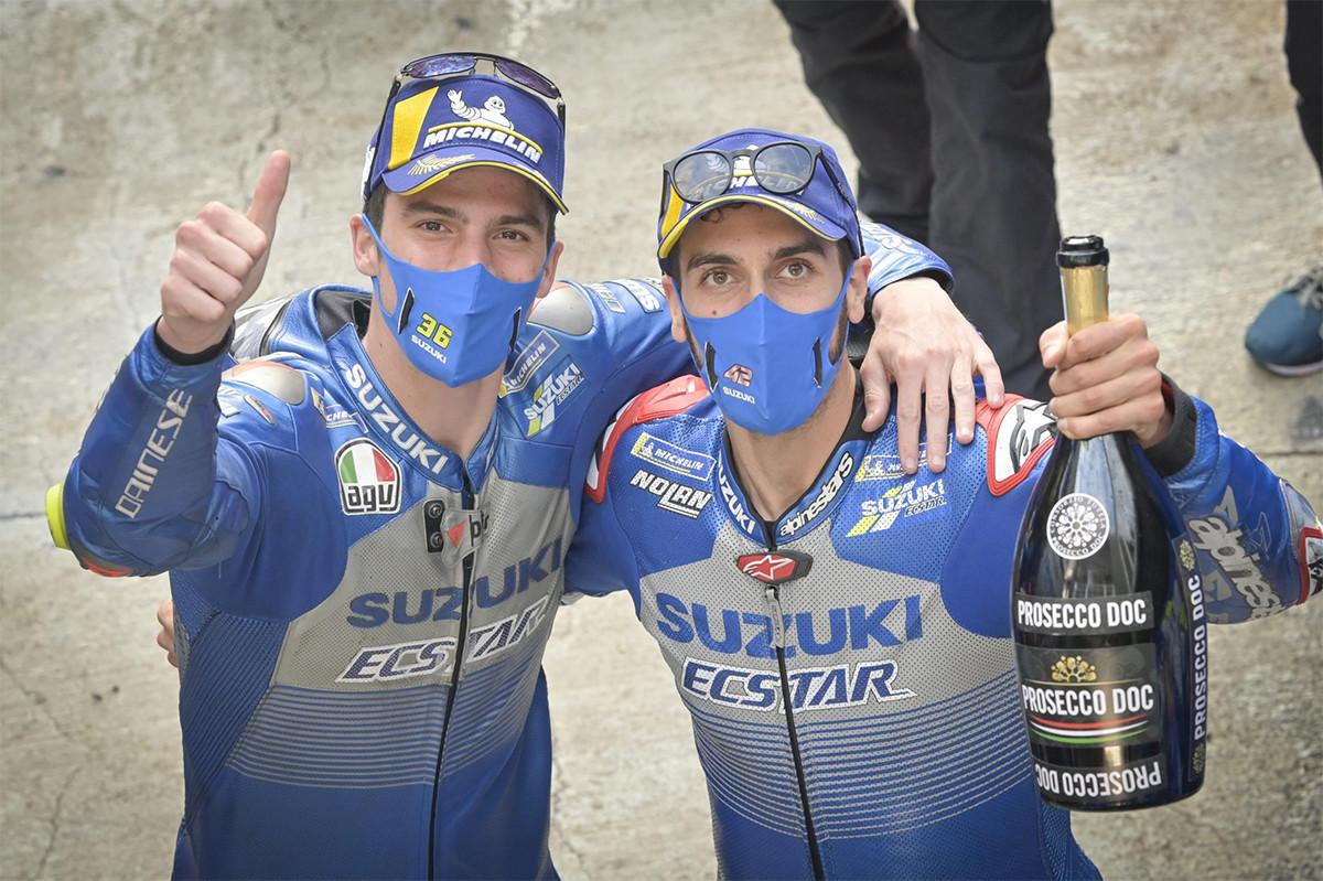 Klasemen MotoGP 2020: Joan Mir Menjauh, Alex Rins Naik ke Posisi Tiga - JPNN.com