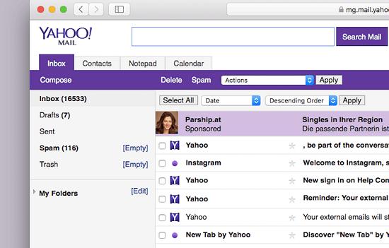 Yahoo Mail Hapus Fitur Forward Secara Otomatis Jpnn Com