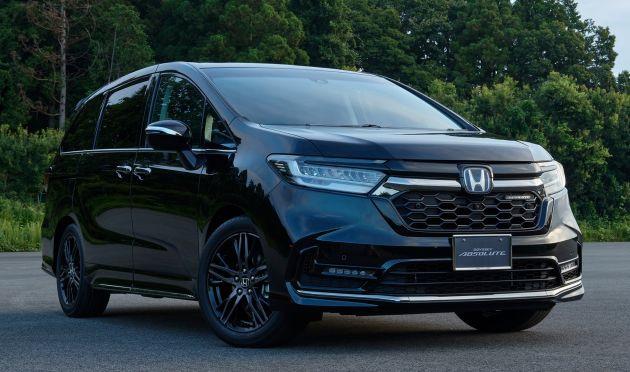 Honda Odyssey Terbaru Resmi Meluncur, Ada Varian Hybrid - JPNN.com