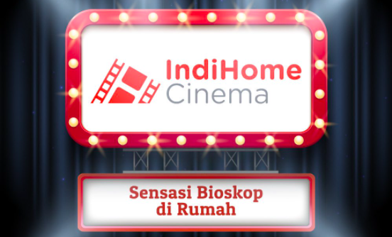 IndiHome Cinema Hadirkan Sensasi Bioskop di Rumah - JPNN.com