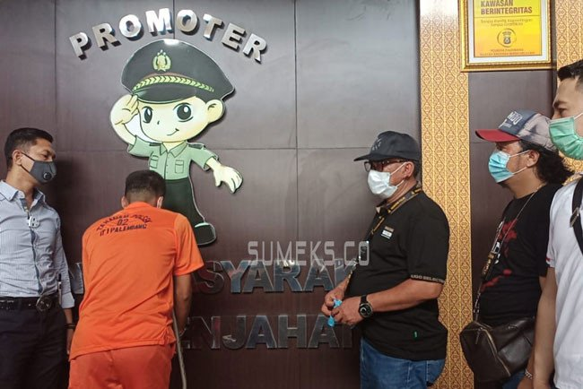 Yanto Ditangkap, Motif Pembunuhan Janda 2 Anak Penghuni Rusunawa Terungkap, Oh Ternyata - JPNN.com