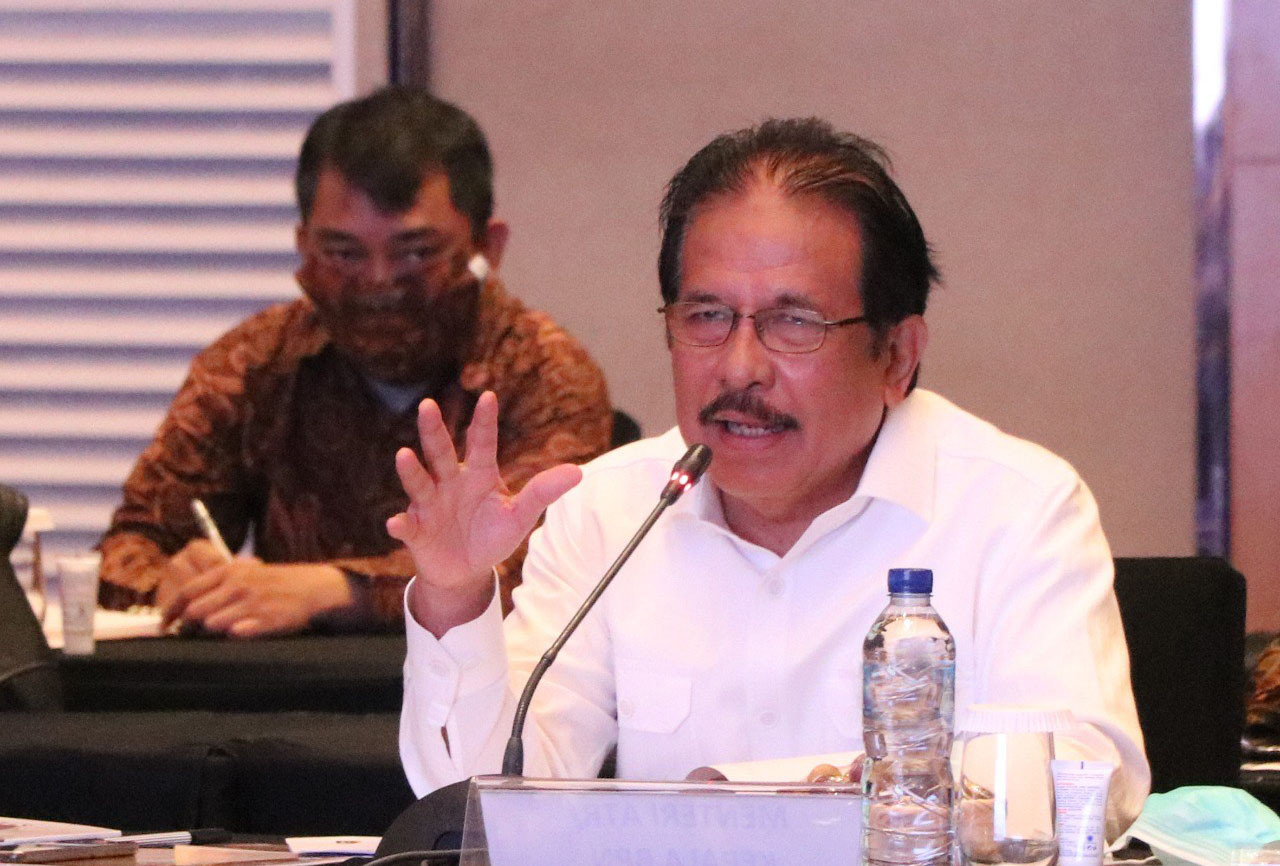 Kementerian ATR/BPN Adakan Rakornas untuk Percepatan Reforma Agraria - JPNN.com