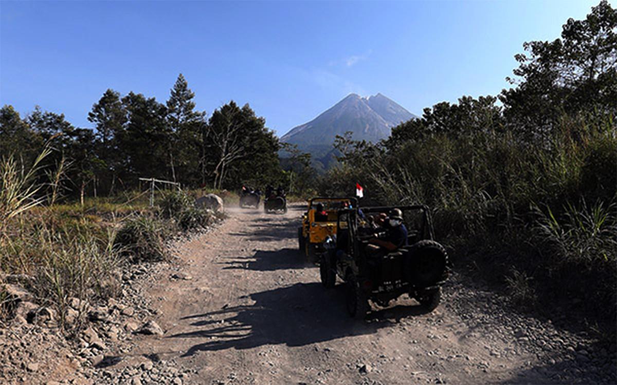 Kondisi Gunung Merapi Hari Ini - JPNN.com