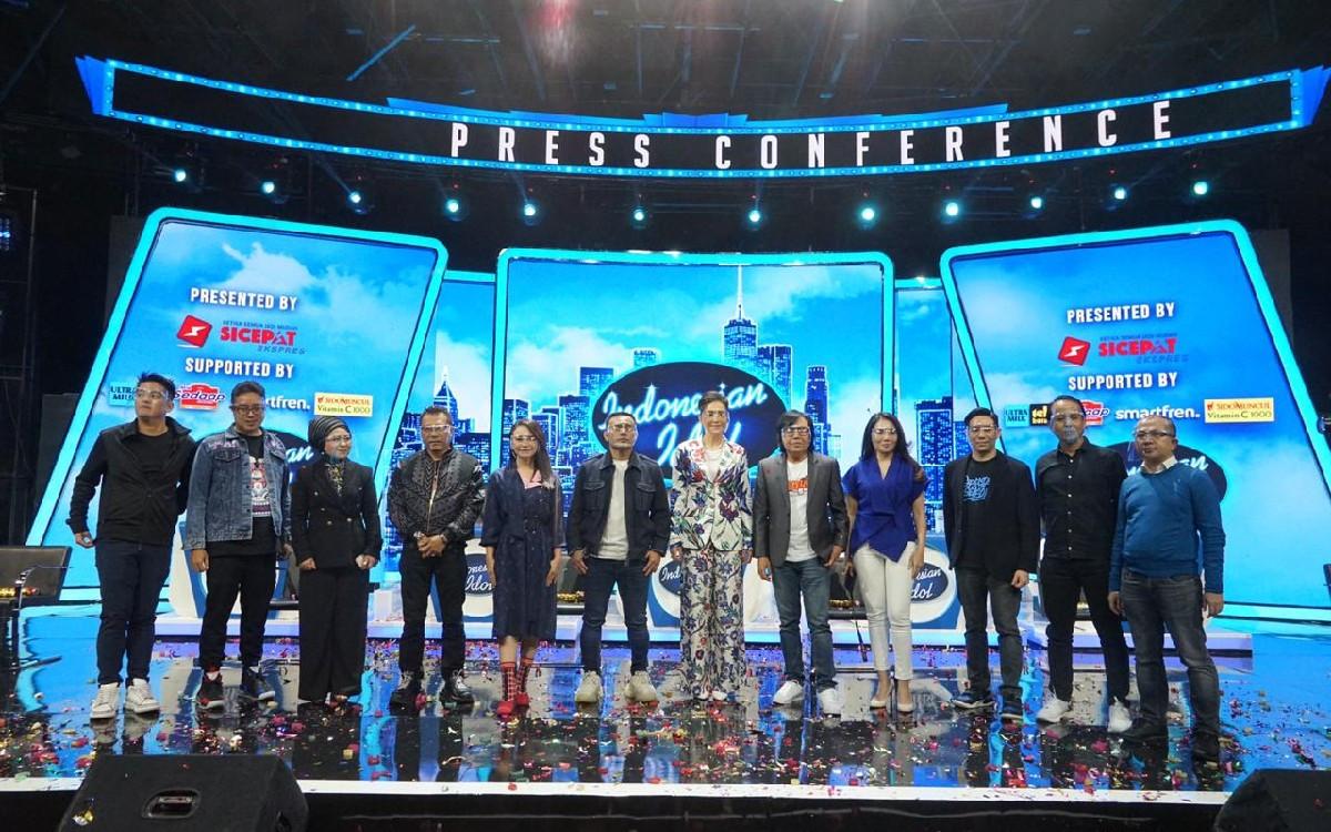Aksi Menghibur Terjadi di Babak Akhir Audisi Indonesian Idol - JPNN.com