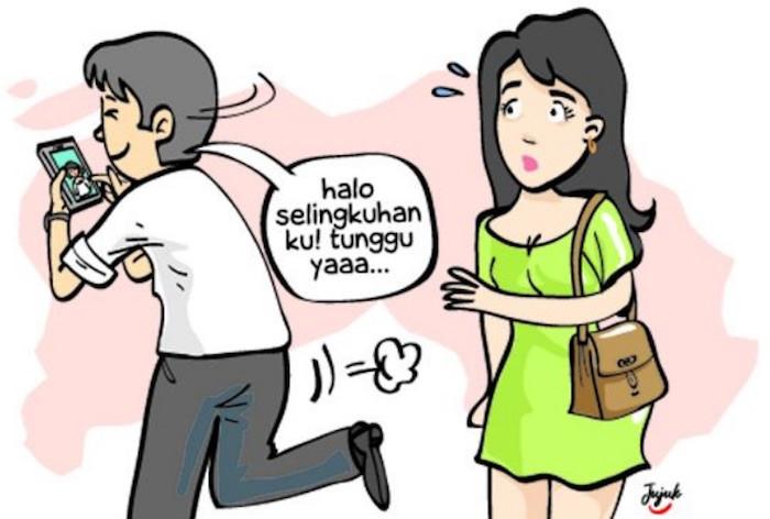 Nekat Punya Selingkuhan untuk Balas Dendam Gegara Istri Dekat dengan Pria Lain - JPNN.com