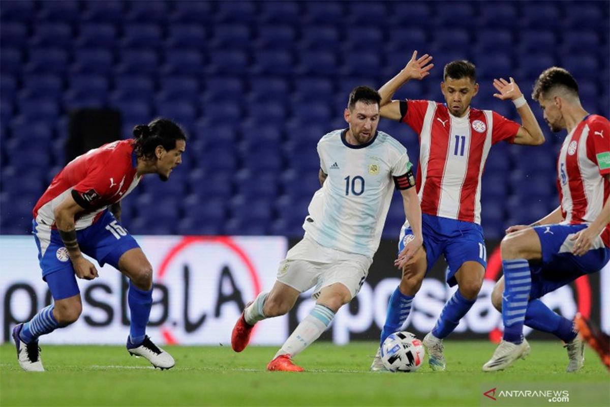 Klasemen Kualifikasi PD 2022 Zona Amerika Selatan Usai Argentina Ditahan Paraguay - JPNN.com