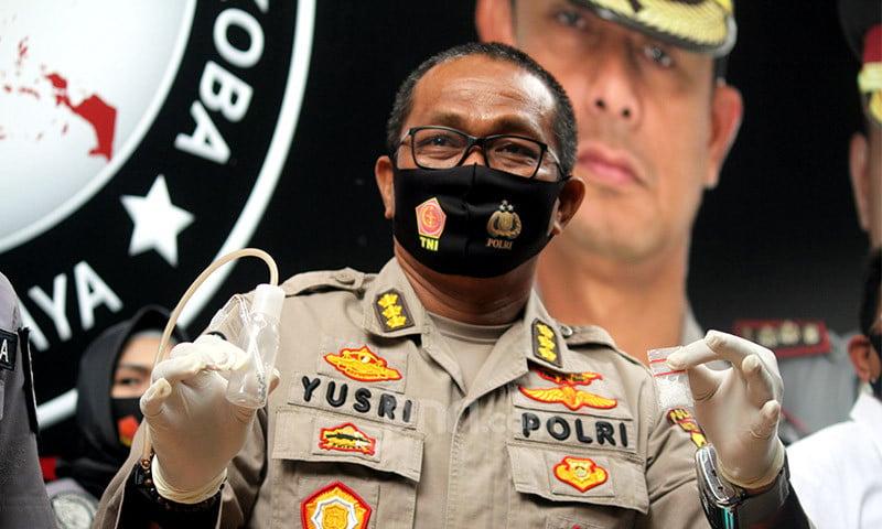 Sertijab Kapolda Metro Jaya Digelar Tertutup, Kombes Yusri Beri Alasan Begini - JPNN.com