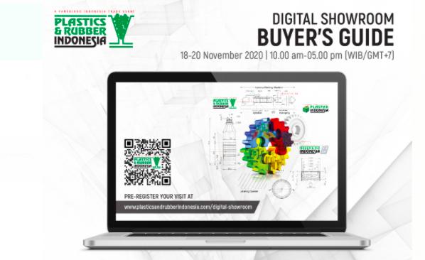 Plastics & Rubber Indonesia 2020 Hadir dengan Format Baru - JPNN.com