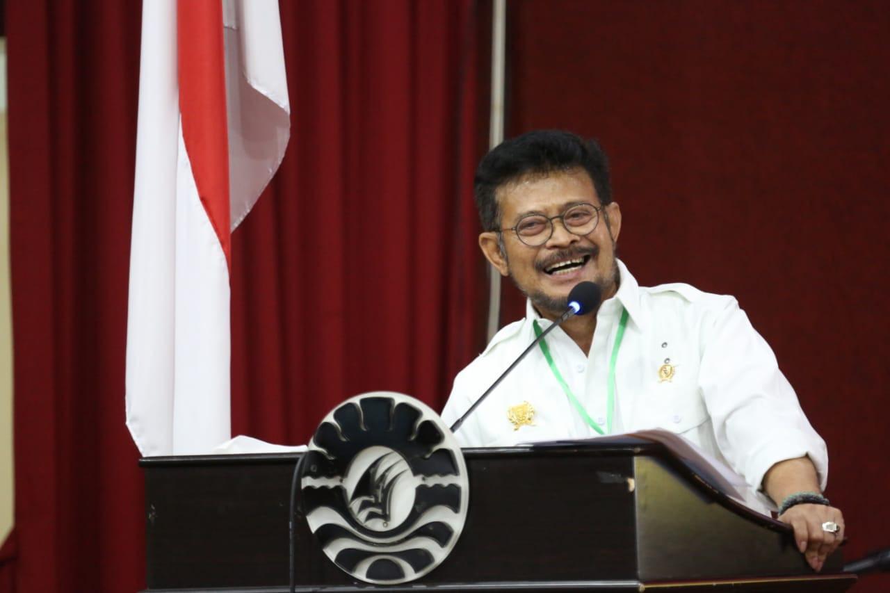 Kementan Ajak Petani Milenial Bergabung Dalam Era Industri Pertanian 4.0 - JPNN.com