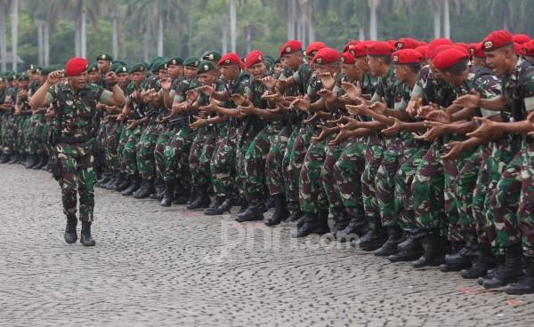 Brigjen TNI Suswatyo: Pasukan Sudah Ditempatkan di Beberapa Titik - JPNN.com
