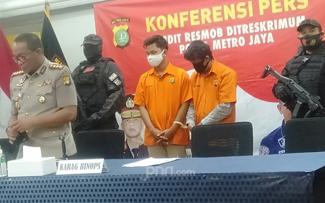 Tiga Perampok Nasabah Bank di Bekasi Ditangkap, 1 Ditembak Mati, 3 Lagi Buron - JPNN.com