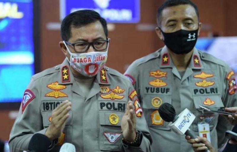 Irjen Istiono: Kalau Ada yang Mudik Awal, Ya Silakan Saja - JPNN.com