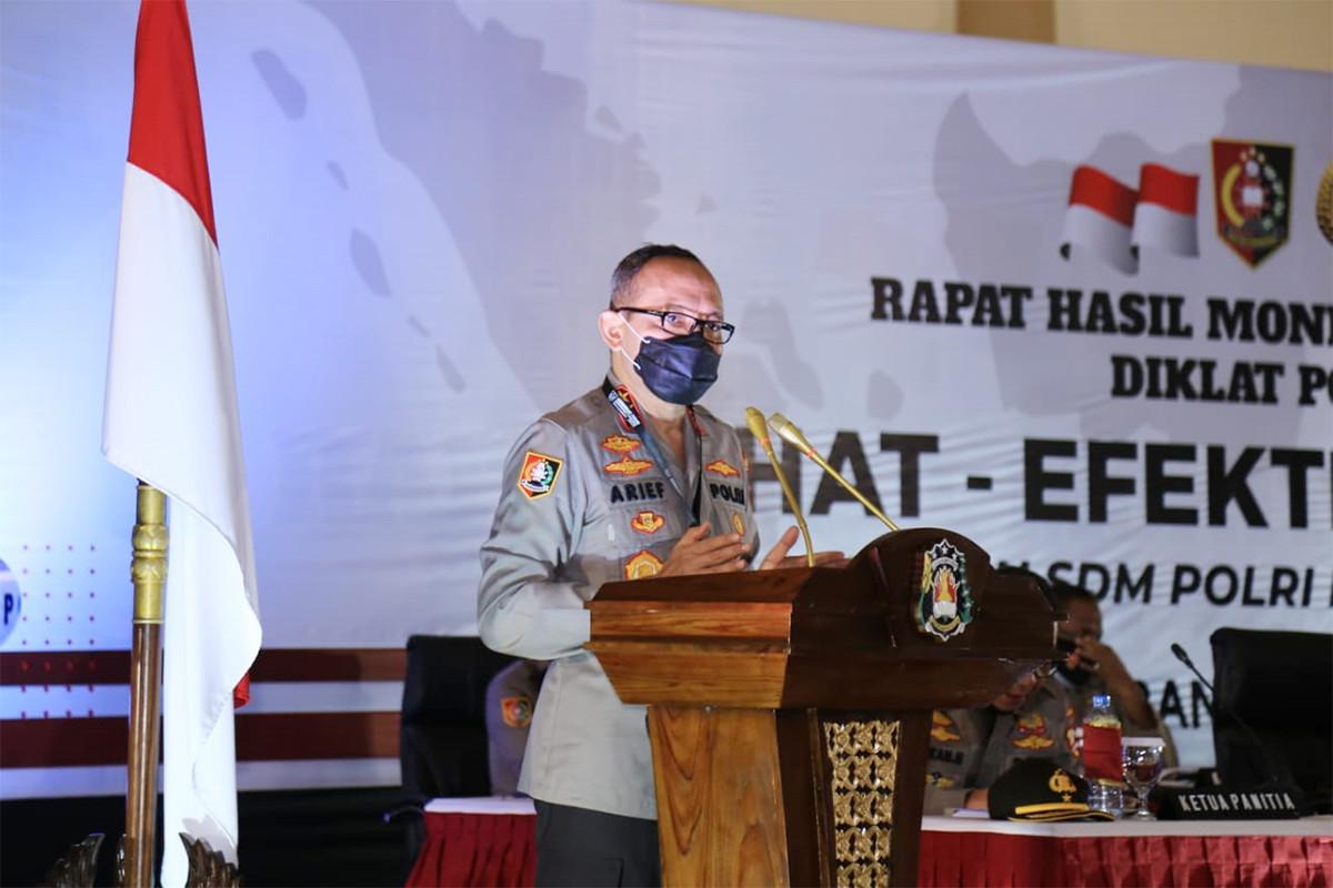 Pesan Komjen Arief Sulistyanto Untuk 10.250 Bintara dari Sabang Hingga Merauke - JPNN.com