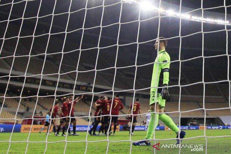 Jerman Dibantai Spanyol Dengan Sangat Memalukan, Begini Nasib Joachim Loew - JPNN.com