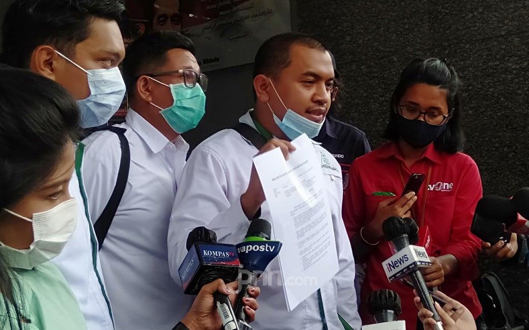 Pengakuan Habib Rizieq Berbeda dengan Keterangan Aziz Yanuar - JPNN.com