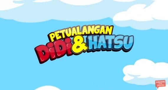 Petualangan Didi dan Hatsu, Tontonan Menghibur dan Edukatif untuk Anak - JPNN.com