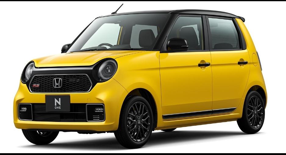 Honda Mulai Pasarkan Mobil Mini N-One, Harganya Enggak Minimalis - JPNN.com